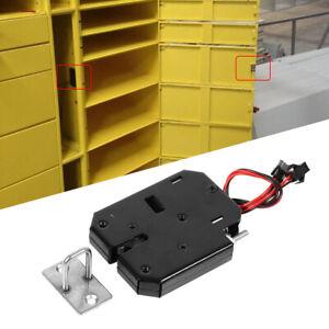 Elektro Magnetschloss Elektrische Verriegelung Türöffner Schubladenschloss 12V