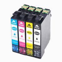 Für Epson 603XL Tintenpatronen Kompatibel Workforce WF-2810 WF-2830 WF-2835