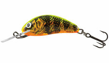 """Salmo Hornet Floating 3 Lure H3F-GFP Gold Fluorescent Perch 1 3/8"""" 1/16 oz"""