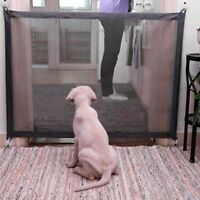 HOT Pet Dog Gate Safe Guard And Install Anywhere Pet Safety Enclosure AU