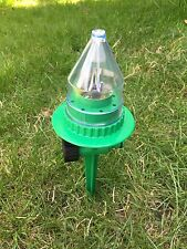 LED Colour Changing Garden Lawn Grass Sprinklers Watering Irrigation Water Spray