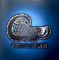 CHICAGO 2017 A LEGACY OF ROCK HORNS & HITS 50th ANNIVERSARY PROGRAM / NMT 2 MINT
