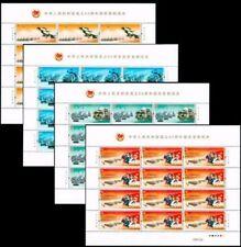 China 2009-26 60th Founding of China Military Parade stamp Army full sheet