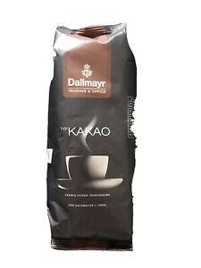 Dallmayr Kakao 4x 1kg, Kakaopulver 14,5% für Automaten Vending & Office