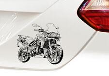 "Tiger1200 Auto-Motorrad-Aufkleber Sticker für Tiger 1200 ""Motorrad-Triumph-Fan"""