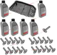 Land Rover LR3 LR4 Range Sport ZF Auto Transmission Filter and Atf Fluid, Bolts