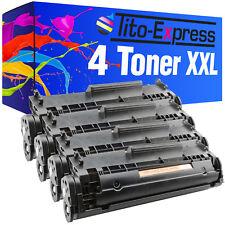 4 toner ProSerie para HP q2612a lasershot lbp2900 B I lbp3000 LaserJet 1010 1012