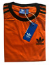 Adidas Originals Mens Tshirt 3Stripes California Short/Long Sleeve Crew Neck,M L