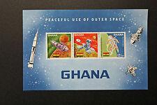Timbre / Stamp GHANA - Yvert et Tellier Bloc n°26 n** (Y2)