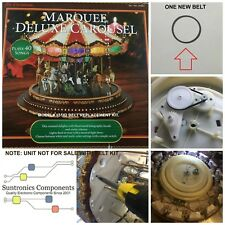 Mr. Christmas Marquee Deluxe,Flag,Grand, 75 Anniversary Carousel - Belt Kit
