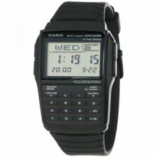 Casio DBC-32-1AES Men's Retro Databank Watch