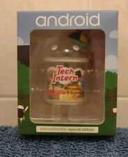 "Android ""Tech Intern 2017""  Google Mini Collectible Special Edition 