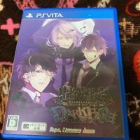 PS Vita diabolik lovers dark fate Sony Playstation Japan Import Region free