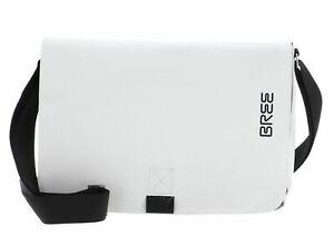 BREE Punch 62 Shoulder Bag Umhängetasche Tasche Blanc Weiß Neu