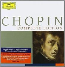 Chopin Complete Edition 0028947784456 by Various Artists CD