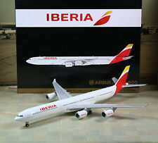 "Gemini Jets Iberia ""New Color"" A340-600 ""New"" 1/200"