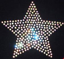 Dmc Lr AB Estrás Estrella Motivo Hierro - Encendido Hotfix Cristal