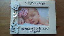 Personalised Mum/Daughter/Baby Photo Frame 6x4