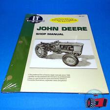 JD21 Workshop Manual John Deere 1010 2010 Tractor w JD 145D 165D Diesel Engine