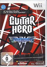 """"""" Guitar Hero - Van Halen """" (Nintendo Wii)"""