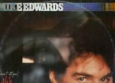 "MIKE EDWARDS disco MIX 12"" 45 giri MADE in ITALY Slip away STAMPA ITALIANA"