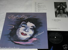 Floret Silva Just Married LP PRIVATE PRESS GER 1984 #fs 1000 + INSERT crauti Rock