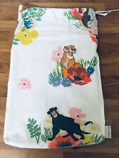 Cath Kidston x Disney Jungle Book Drawstring Bedding Dust Bag cotton New m