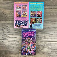Lot 3 NEW Richard Simmons VHS Exercise Workout Videos
