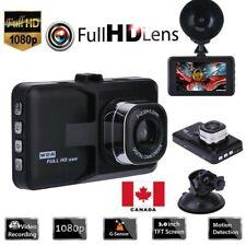 "3.0"" Vehicle 1080P Car Dashboard DVR Camera Video Recorder Dash Cam G-Sensor CHK"