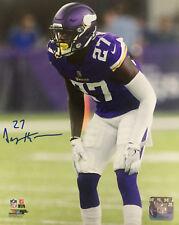 Jayron Kearse Minnesota Vikings signed 8x10 #1 with COA