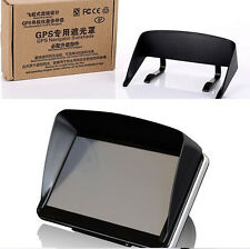 GPS Sun Shade Visor For TomTom Go 40 50 500 5000 5100 510 Sat Nav Shield Blind