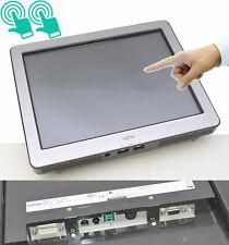 "38cm 15 "" Led Professional Pos Monitor Display Fujitsu 3000lcd15 USB Touchscreen"