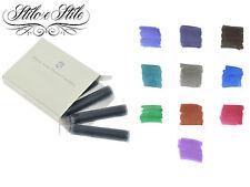 Cartridges Graf Von Faber Castell Ink Pens Fountain Ink Cartridges