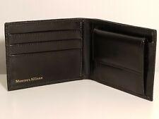 Montres Allison Wallet Black Leather