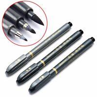 3pcs/Set Large/ Medium/Small Fine Fiber Chinese Japanese Caligraphy Brush Pen