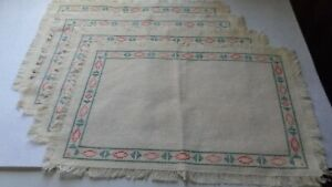 Southwestern Placemats