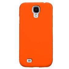 Étuis, housses et coques orange Pour Samsung Galaxy S4 pour téléphone mobile et assistant personnel (PDA)