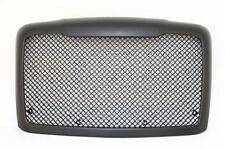 Custom mesh Grille Freightliner Cascadia (2008+) Black with Bug screen