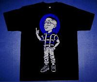 New2 Steve Finessin Black Blue shirt air jordan space jam 11 cajmear S M L XL 3X