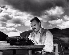 Ernest Hemingway Sun Valley 8x10 Picture Celebrity Print