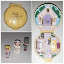 Vintage Polly Pocket Bridesmaid 1989 Compact *Complete* Bluebird Classic Nancy