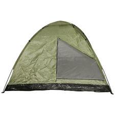 Tiendas de campaña de tres personas para acampada y senderismo
