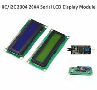 Display LCD IIC/I2C 2004 20x4Caratteri Modulo Retroilluminazione LED Schermo Blu