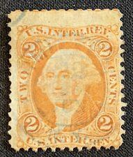 USA Stamp R 15 - 2 Cents Internal Revenue
