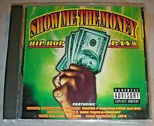 SHOW ME THE MONEY Hip Hop Pays CD promo[PA]album Master P,Tru,Eazy-E,Bone NM/EX+
