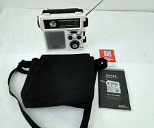 ETON RADIO FR300 SURVIVAL WEATHER RADIO PHONE CHARGER GENERATOR LIGHT SIREN+more