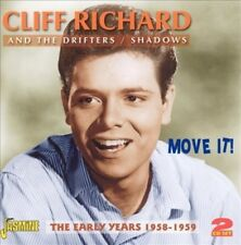 CLIFF RICHARD - MOVE IT!: THE EARLY YEARS 1958-1959 NEW CD