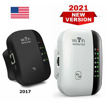 WiFi Range Extender Internet Ethernet Booster Wireless Signal Repeater 300 Mbps