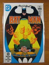 Wow! BATMAN #354 (VF+) **SIGNED BY DICK GIORDANO!** COA
