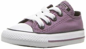 Converse Kids' Chuck Taylor All Star 2018 Seasonal Low Top Sneaker Purple/Multi